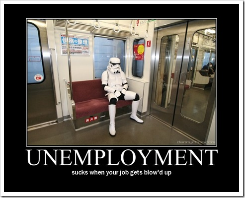 Thursdays Need Motivation – Unemployment