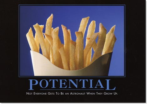 Thursdays Need Motivation – Potential
