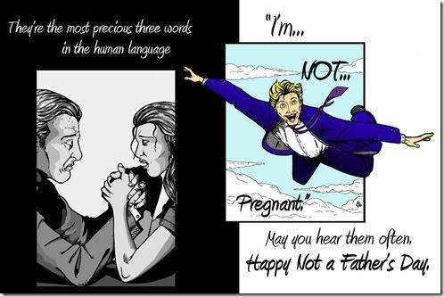notfathersdaycard