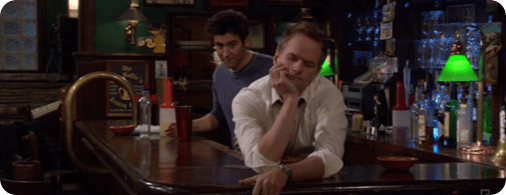 HIMYM Season 4 Episode 13 – Three Days of Snow