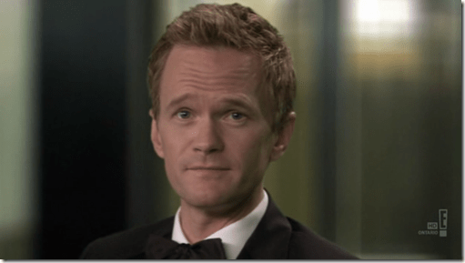 how i met your mother barney stinson video resume