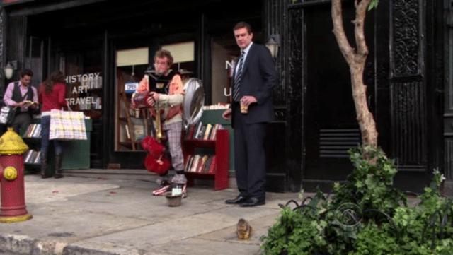 HIMYM Season 4 Episode 18 – Old King Clancy