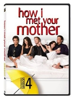 Pre-order How I Met Your Mother Season 4 DVD
