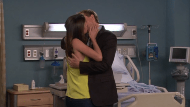 Season 4 Finale – s4e24 The Leap | The How I Met Your Mother