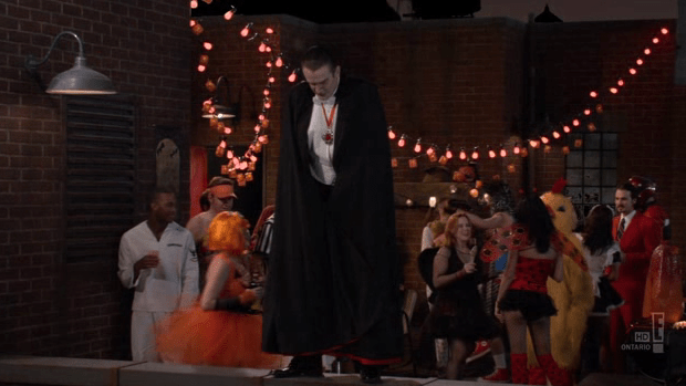 the Slutty Pumpkin Returns Discussion – s07e08