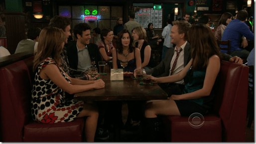 Double Date – S5e02, What are you looking for