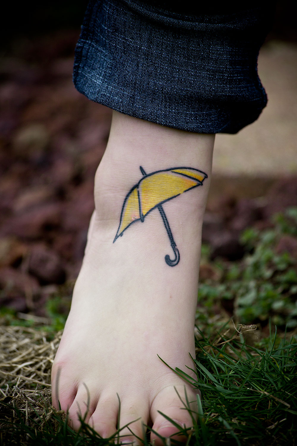 how i met your mother tattoo wwwimgkidcom the image