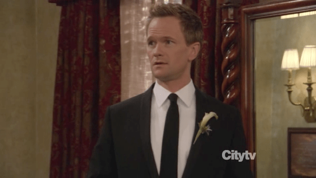 HIMYM Challenge Accepted Barney