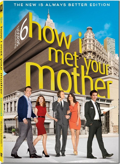 How I Met Your Mother Season 6 DVD Info