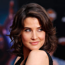 Cobie Smulders on George Stroumboulopoulo – August 23, 2012