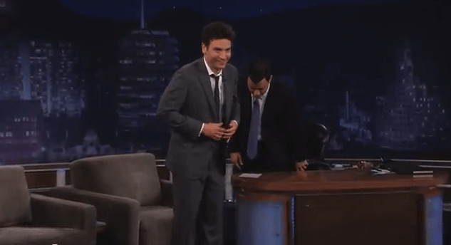 Jimmy Kimmel interview with Josh Radnor