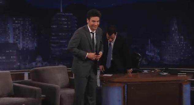 Jimmy Kimmel interview with Josh Radnor